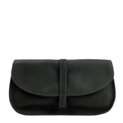 Portefeuille EMA - Anthracite - 100% Cuir