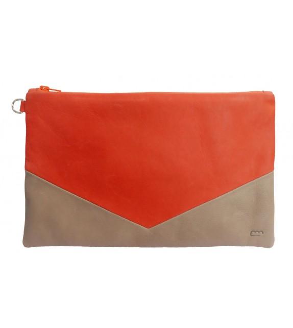 Pochette Paloma XL Rouge