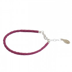 Bracelet Simple Fuchsia Uni