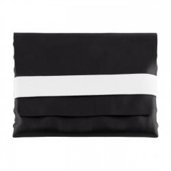 Pochette L - Sans couture - Noir & Blanc
