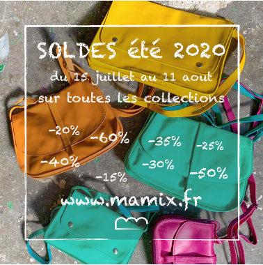 SOLDES ETE 2020 MAMIX